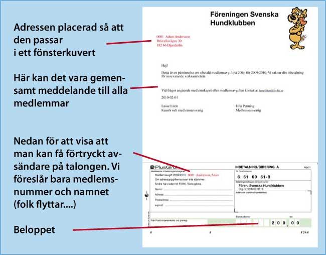 postgiroblankett för utskrift